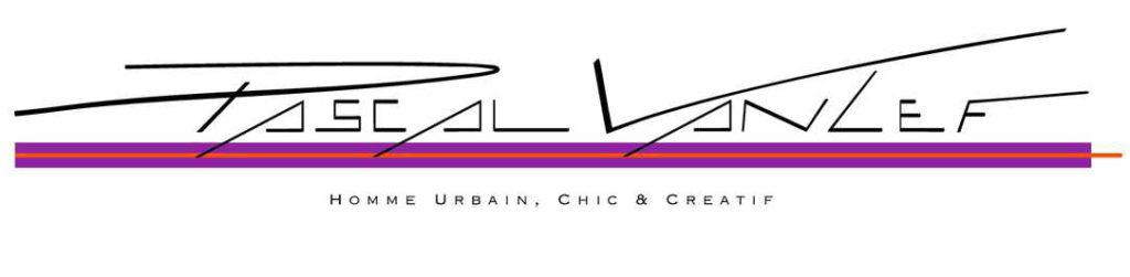 Logo designer Pascal Vanlef