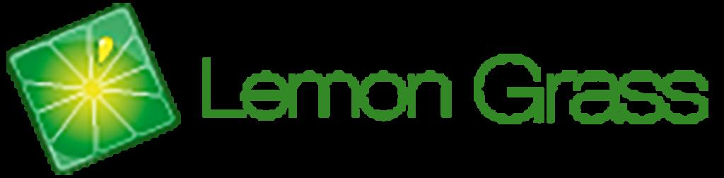 Logo agence événementielle Lemon Grass Event