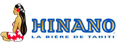 logo bière Hinano de Tahiti