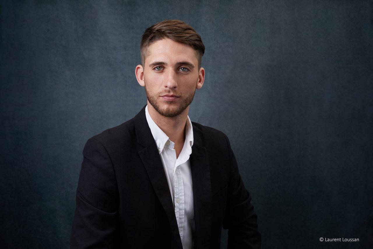 Portrait Corporate Roman My Real Portrait @laurentloussan
