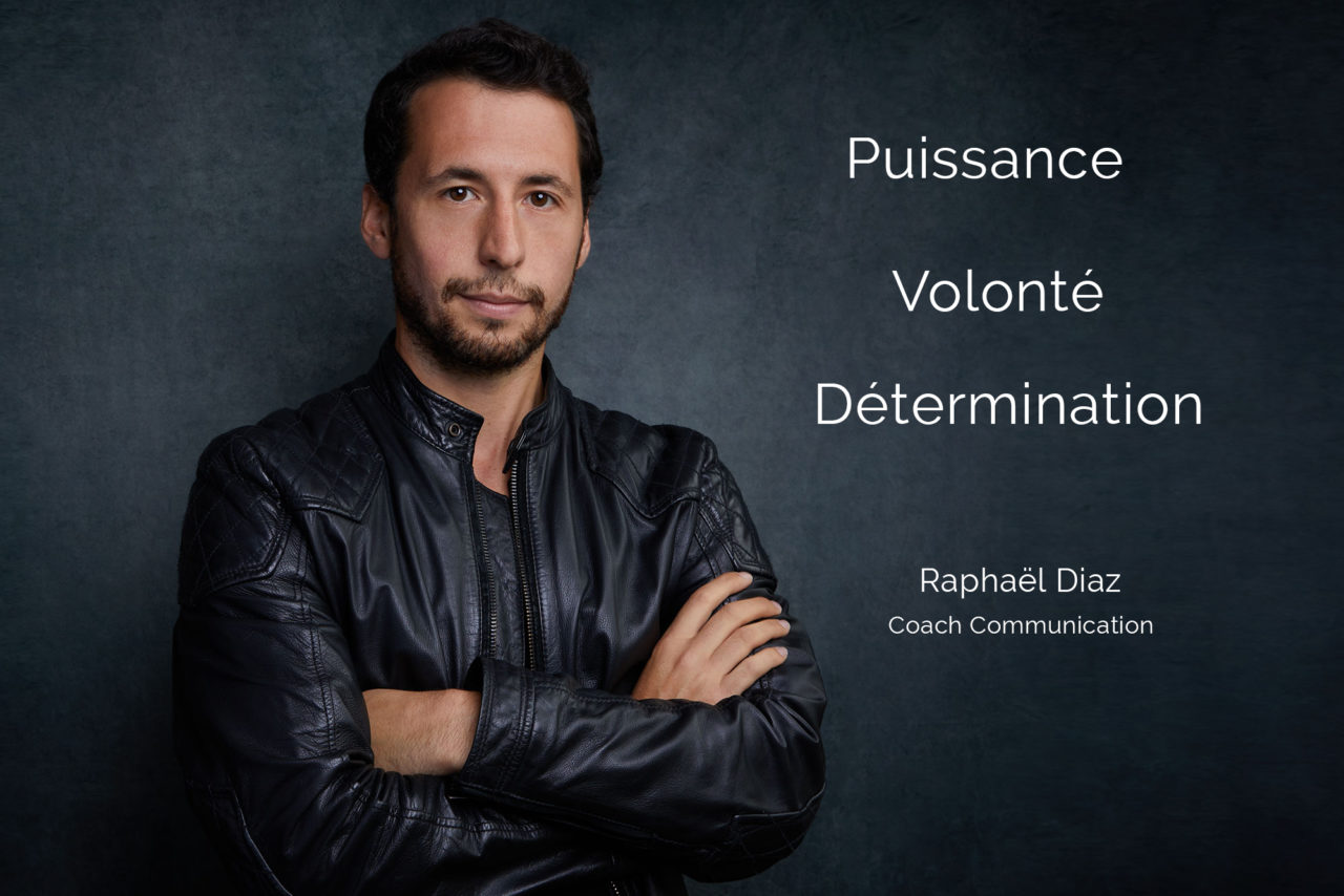 Photographe portrait Paris Raphaël Diaz © Laurent Loussan